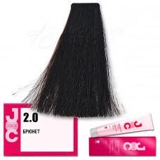 Краска для волос JOC Color. Брюнет