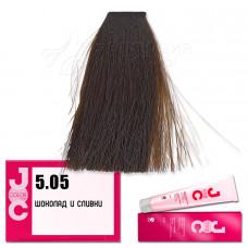 Краска для волос JOC Color. Шоколад и сливки