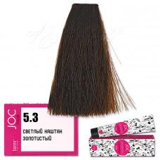 Краска для волос JOC Color 5.3, Barex