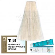 Краска для волос Olioseta Oro Del Marocco 11.01, Barex