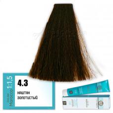 Краска для волос Olioseta Oro Del Marocco 4.3, Barex
