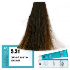 Краска для волос Olioseta Oro Del Marocco 5.31, Barex