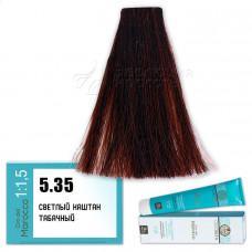 Краска для волос Olioseta Oro Del Marocco 5.35, Barex