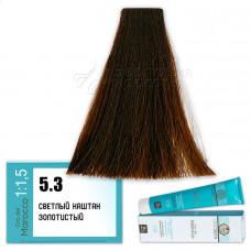 Краска для волос Olioseta Oro Del Marocco 5.3, Barex