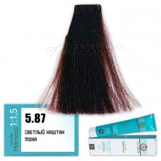 Краска для волос Olioseta Oro Del Marocco 5.87, Barex