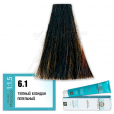 Краска для волос Olioseta Oro Del Marocco 6.1, Barex