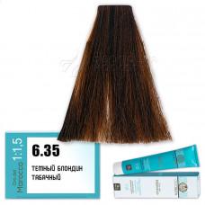 Краска для волос Olioseta Oro Del Marocco 6.35, Barex