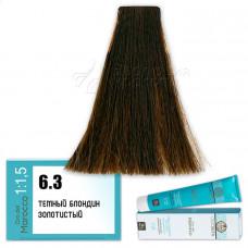 Краска для волос Olioseta Oro Del Marocco 6.3, Barex