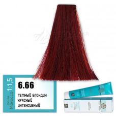 Краска для волос Olioseta Oro Del Marocco 6.66, Barex