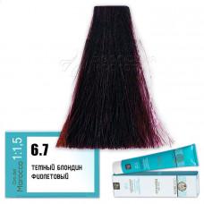 Краска для волос Olioseta Oro Del Marocco 6.7, Barex