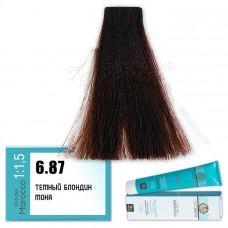Краска для волос Olioseta Oro Del Marocco 6.87, Barex