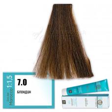 Краска для волос Olioseta Oro Del Marocco 7.0, Barex