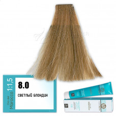 Краска для волос Olioseta Oro Del Marocco 8.0, Barex