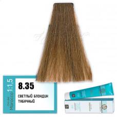 Краска для волос Olioseta Oro Del Marocco 8.35, Barex