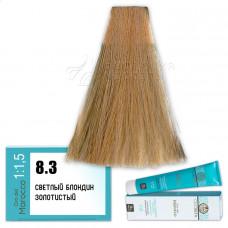 Краска для волос Olioseta Oro Del Marocco 8.3, Barex