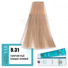 Краска для волос Olioseta Oro Del Marocco 9.31, Barex