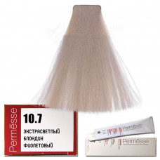 Краска для волос Permesse 10.7, Barex