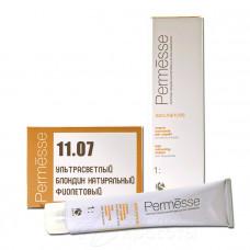 Краска для волос Permesse 11.07, Barex