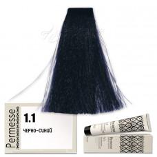 Краска для волос Permesse 1.1, Barex