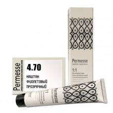 Краска для волос Permesse 4.70, Barex
