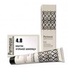 Краска для волос Permesse 4.8, Barex