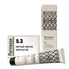 Краска для волос Permesse 5.3, Barex