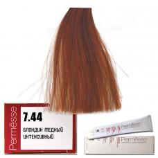 Краска для волос Permesse 7.44, Barex
