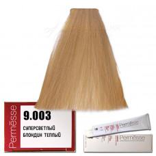 Краска для волос Permesse 9.003, Barex