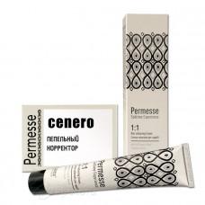 Краска для волос Permesse, Barex - пепельный корректор
