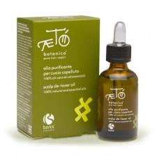 Экстракт масел для поврежденной кожи головы AETO Botanica, Barex