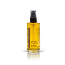 Масло для волос  разглаживающее Сияющий бархат Contempora, Barex