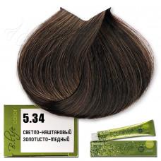 Краска для волос B.Life Color 5.34, Farmavita
