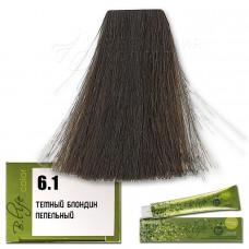 Краска для волос B.Life Color 6.1, Farmavita