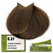 Краска для волос B.Life Color 6.31, Farmavita