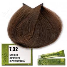 Краска для волос B.Life Color 7.32, Farmavita