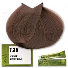Краска для волос B.Life Color 7.35, Farmavita