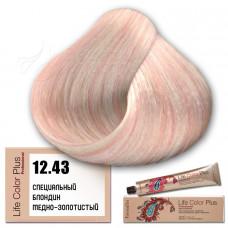 Краска для волос Life Color Plus 12.43, Farmavita
