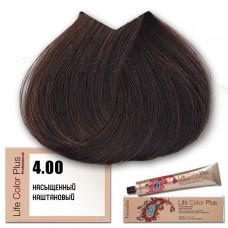Краска для волос Life Color Plus 4.00, Farmavita