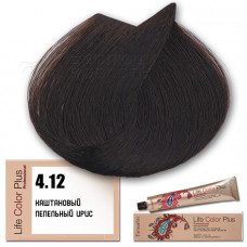 Краска для волос Life Color Plus 4.12, Farmavita