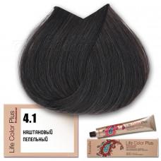Краска для волос Life Color Plus 4.1, Farmavita