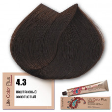Краска для волос Life Color Plus 4.3, Farmavita