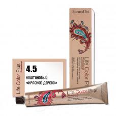 Краска для волос Life Color Plus 4.5, Farmavita