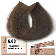Краска для волос Life Color Plus. Насыщенный темный блондин