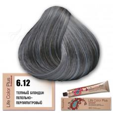 Краска для волос Life Color Plus. Темный блондин пепельно-перламутровый