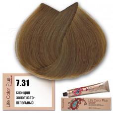 Краска для волос Life Color Plus 7.31, Farmavita