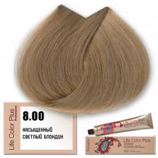 Краска для волос Life Color Plus 8.00, Farmavita