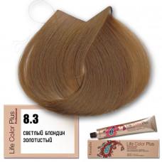 Краска для волос Life Color Plus 8.3, Farmavita