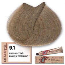 Краска для волос Life Color Plus 9.1, Farmavita