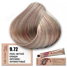 Краска для волос Life Color Plus 9.72, Farmavita