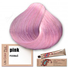 Краска для волос Life Color Plus - розовый, Farmavita